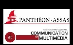 Master 2 Communication et multimédia – IFP, Paris 2
